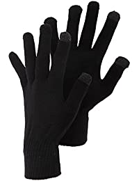 Mens IPhone/iPad Mobile Touch Screen Magic Gloves