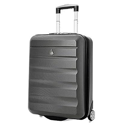 Aerolite-Ryanair-55x40x20cm-Hartschale-Handgepck-Kabine-Koffer-35x20x20cm-Maximale-Gre-Zweite-Tasche