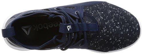 Reebok Bd4965, Chaussures De Danse Pour Femmes Bleu Taille: Bleu (bleu (marine / Blanc))