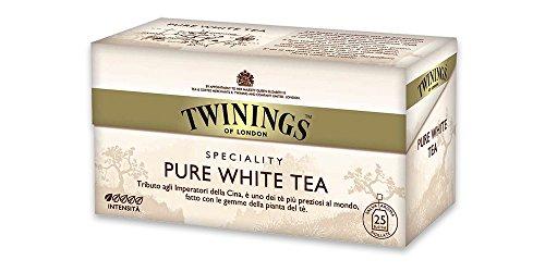 Twinings of London White Tee 25 Teebeutel