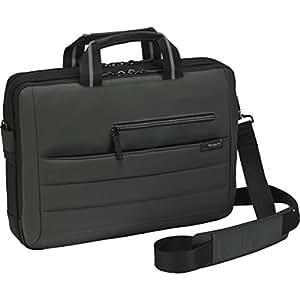 Targus Pewter sacoche pour ordinateur portable 15.6 pouce - gris - TST234EU