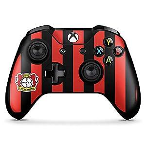 DeinDesign Skin kompatibel mit Microsoft Xbox One X Controller Aufkleber Folie Sticker Bayer 04 Leverkusen Esport Fanartikel