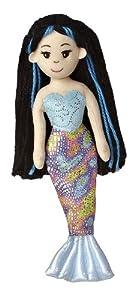 Sea Sparkles - Sirenita Aqua, 26 cm, Color Azul (Aurora World 33048)