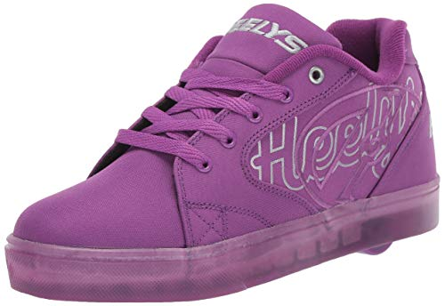 Heelys Damen Vopel Sneaker, Violett Grape/Silver, 38 EU