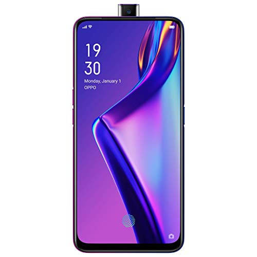 OPPO K3 (Aurora Blue, 8GB RAM, AMOLED Display 128GB Storage, 3765mAH Battery)