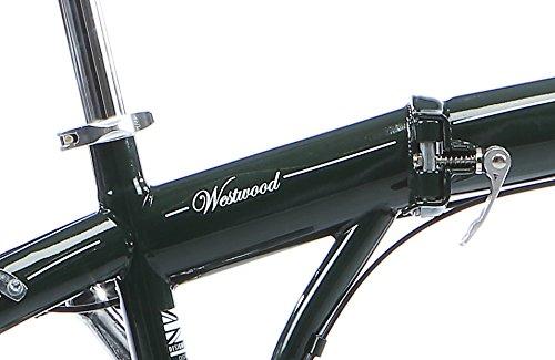 Viking Unisex Westwood Bike, Racing Green, Medium