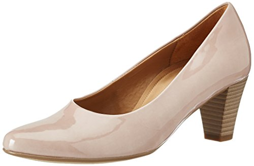 Gabor Shoes Damen Comfort Pumps, Pink (Antikrosa 82), 39 EU