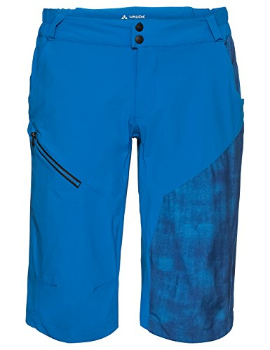 Vaude Herren Slickrock Shorts Hose Radiate Blue S