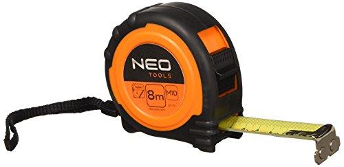 Neo Tools 67-111 - Flexómetro (8 m x 25)