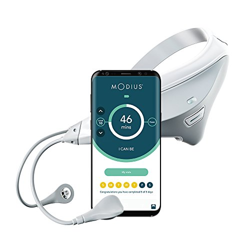 Modius Advanced Weight Loss Headset - The Smarter Way to Lose Weight - Uses Neuro-Science to Make Weight Loss Easier