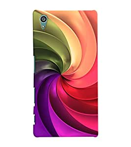 PRINTVISA Abstract Colourful Pattern Case Cover for Sony Xperia Z5::Sony Xperia Z5 Dual::Sony Xperia Z5 Premium