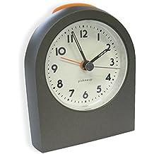 TFA 98.1051.10 - Reloj despertador electrónico, color antracita