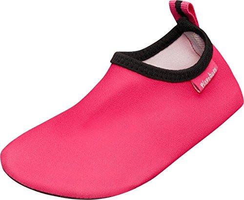 Playshoes Unisex-Kinder Badeslipper, Badeschuhe Uni Aqua Schuhe
