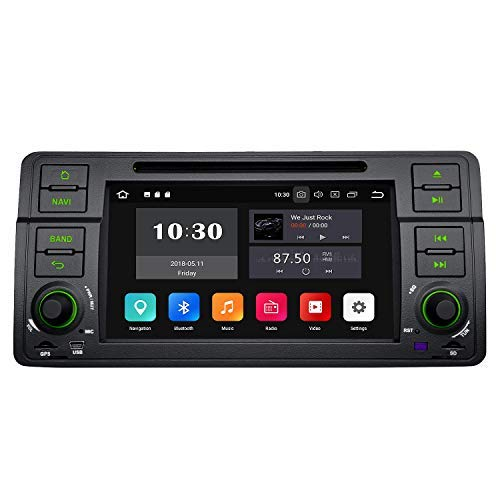 eonon Android 8 Indash Car Digital Audio Video Stereo Autoradio 17,8cm 7