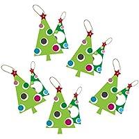 Jillson Roberts BXTS575 100 Count Bulk Christmas String Tie Gift