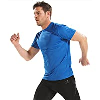 Asioka 375/16N Camiseta de Running, Unisex niños, Royal, XS (12-14)