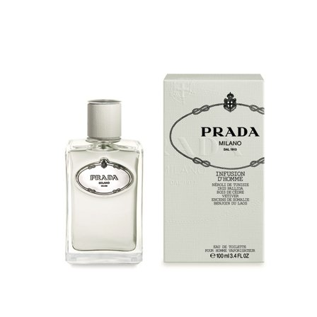 Prada Infusion DÂŽhomme Eau De Toilette Spray 50ml