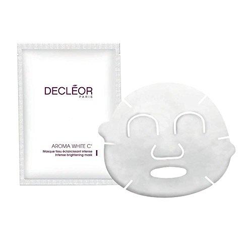 Decléor Aroma Weißen C + Intensive Aufhellung Maske 5 X 20 Ml - 2 Stück (Intensive Aufhellung Maske)