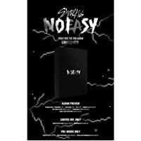STRAY KIDS - NOEASY LIMITED EDITION The 2nd Album+Photobook+Limited Version Benefit+Pre-Order Benefit+Folded Poster…