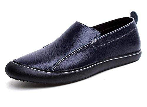2017 nuove scarpe casual scarpe da uomo in pelle scarpe di alta moda pelle bovina 3