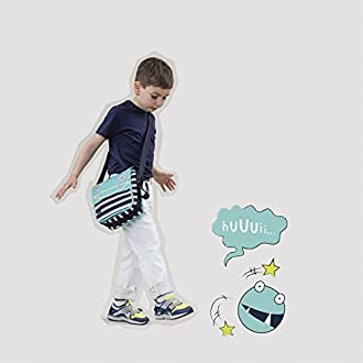 Jungen Kindergartentasche Bild
