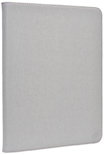 Kroo MU10ARP1-7647 Universal-Schutzhülle für 20,3 cm (8 Zoll) bis 25,4 cm (8 bis 10 Zoll), drehbar - Tasche Tablet D2-pad