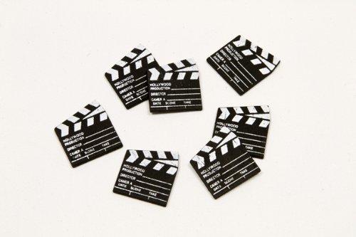 Filmklappen Tischdekoration