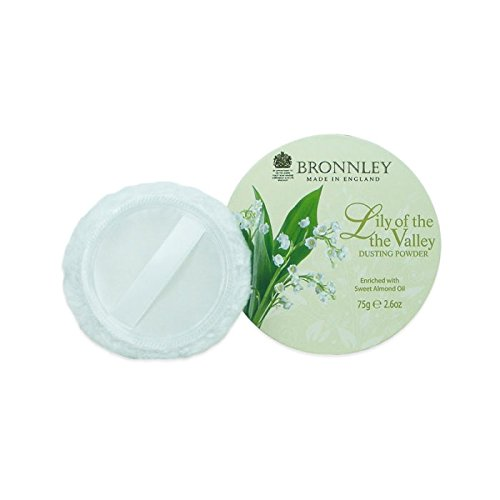 Bronnley Lily of the Valley - Dusting Powder 75g -