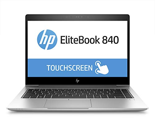 """HP EliteBook 830 G5 (3JW85EA) - Ordenador portátil de 13.3"""" FHD (Intel Core i5-8250; 8 GB RAM; 256 GB SDD, Intel HD Graphics 620, Windows 10 Pro 64) Plata - Teclado QWERTY Español"""