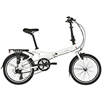 Ortler London Two - Bicicletas Plegables - Blanco 2018