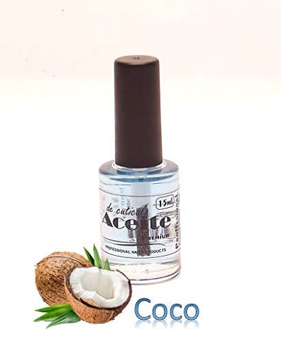Aceite cuticulas -Aroma COCO- 14ml con vitaminas