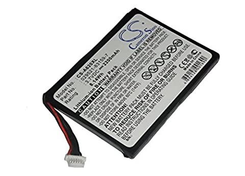 TechGicoo 2200mAh Replacement Battery for Asus Mypal