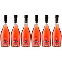 Martini Spritz Vermouth Frisante Rosado - Pack 6  x750 ml - Total: 4500 ml