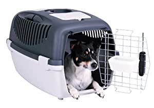 Dog And Cat Flight Carrier Box Transport Cage Iata