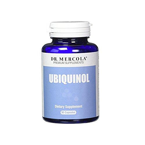 Dr Mercola Ubiquinol (100mg, 90 Capsules)