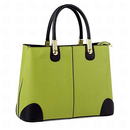 G'z Ladies Classic Leather Tote Satchel Crossbody Women for sale  Delivered anywhere in Ireland
