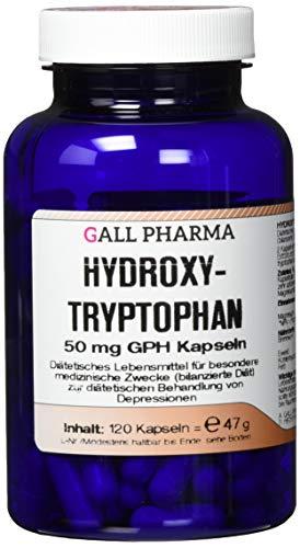 Gall Pharma Hydroxytryptophan 50 mg GPH Kapseln, 120 Kapseln
