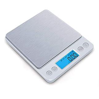 Jinxuny 500g / 0.01g elektronische Pocket Digital LCD Waagen für Lebensmittel Schmuck Küche