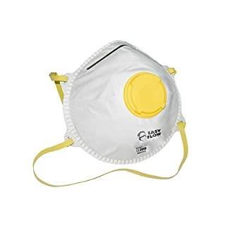 FFP1 Breathing Mask with Ventilator Pack of 10