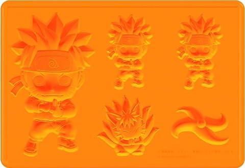 Naruto Uzumaki Silicon Tray - Backform