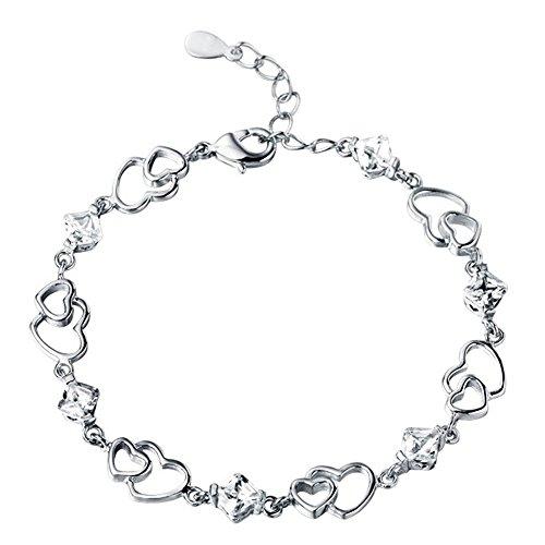 conteverr-cristal-pulsera-de-mujer-ninas-s925-pulsera-de-plata-esterlina-amor-blanco-185-4cm