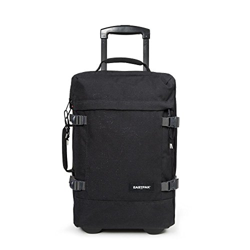 Eastpak Tranverz S Valise - 51 cm - 42 L - Pierced Black (Multicolore)