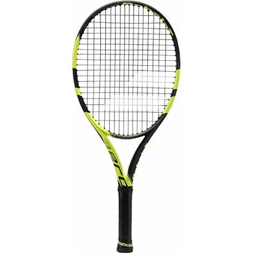BABOLAT Pure Aero Junior 25 Tennis Racket, Natural by Babolat