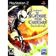 Nightmare Before Christmas / Game