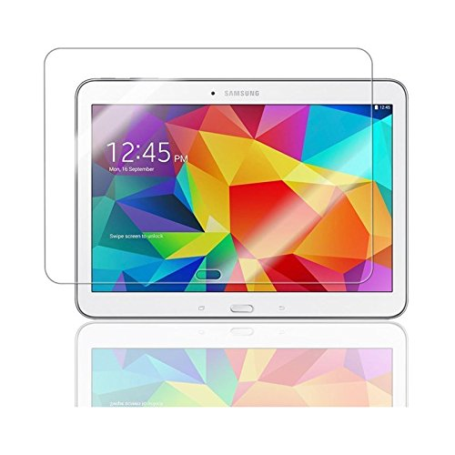 König-Shop Samsung Galaxy Tab 4 10.1 SM-T530 Displayschutzfolie 9H Verbundglas Panzerglas Schutzfolie Kratzschutz Screen Protector Tempered Glass - Screen Galaxy 4 Protector