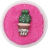 Articoli da regalo e scherzetti TIMEMEAN Giocattoli del fango del giocattolo di rilievo di sforzo profumati melma della melma del fango molle variopinti del fango