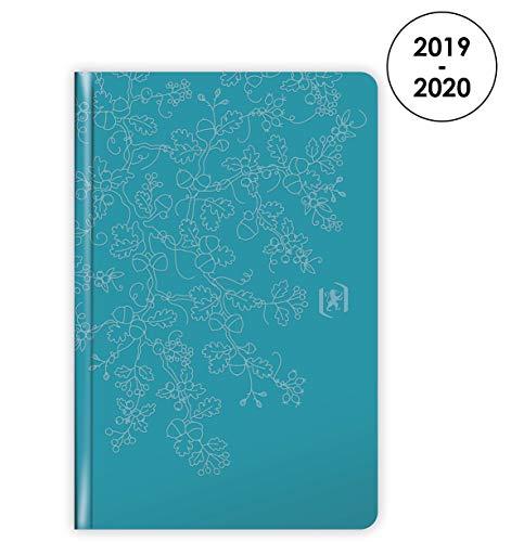 Oxford Agenda Beauty 2019 - 2020 von August bis August gebraucht kaufen  Wird an jeden Ort in Deutschland