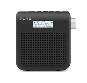 Pure ONE Mini Series II Compact Portable DAB/FM Radio - Black