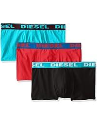 Diesel Men's 00SB5I 0GAFN UMBX-SHAWNTHREE-Pack Boxers Pack 3