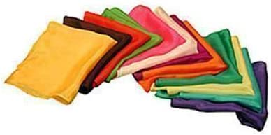 SOLOMAGIA Silks 30 x 30 cm 10-Pack 10-Pack 10-Pack Assorted - Magic   Silks - Tours et Magie Magique B076T4D8HC 87e3fd